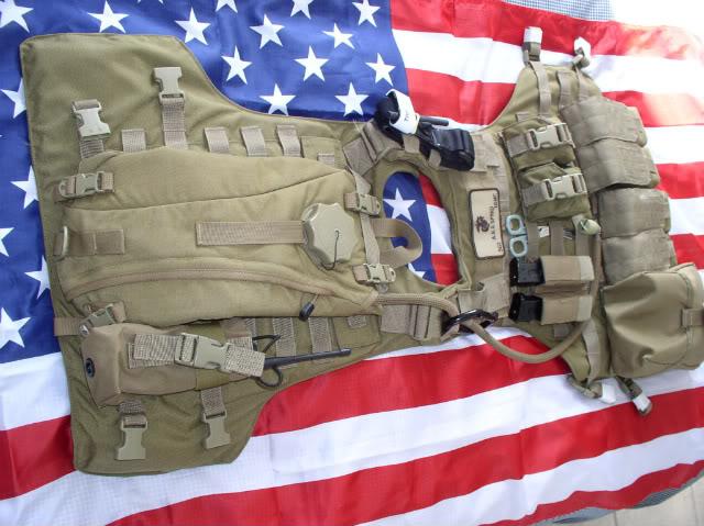 Projet tenues USMC  SpartanI2