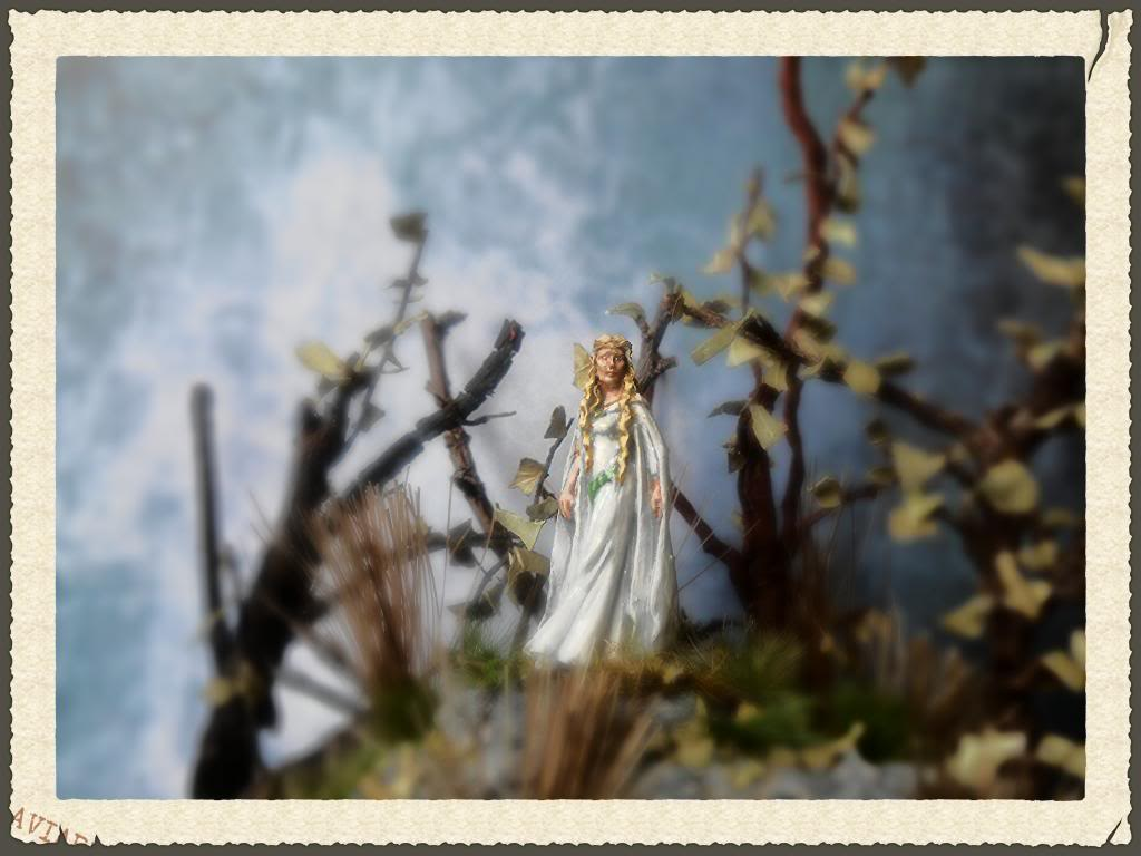 Die Herrin des Waldes....LOTR...28mm. 053587bd-cc03-4bfb-b294-f530ee00b2fb_zps41f74743