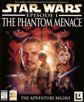 Monton de juegos de Star Wars Pc StarWars1PhantomMenace-1