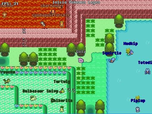 Guia para empezar aventura y eleccion de pokemon 3-6