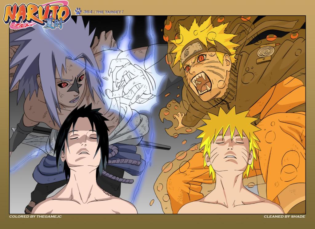 [Descargar] Naruto Manga 1_Naruto_Manga_Ch364_Cover_by_TheGa