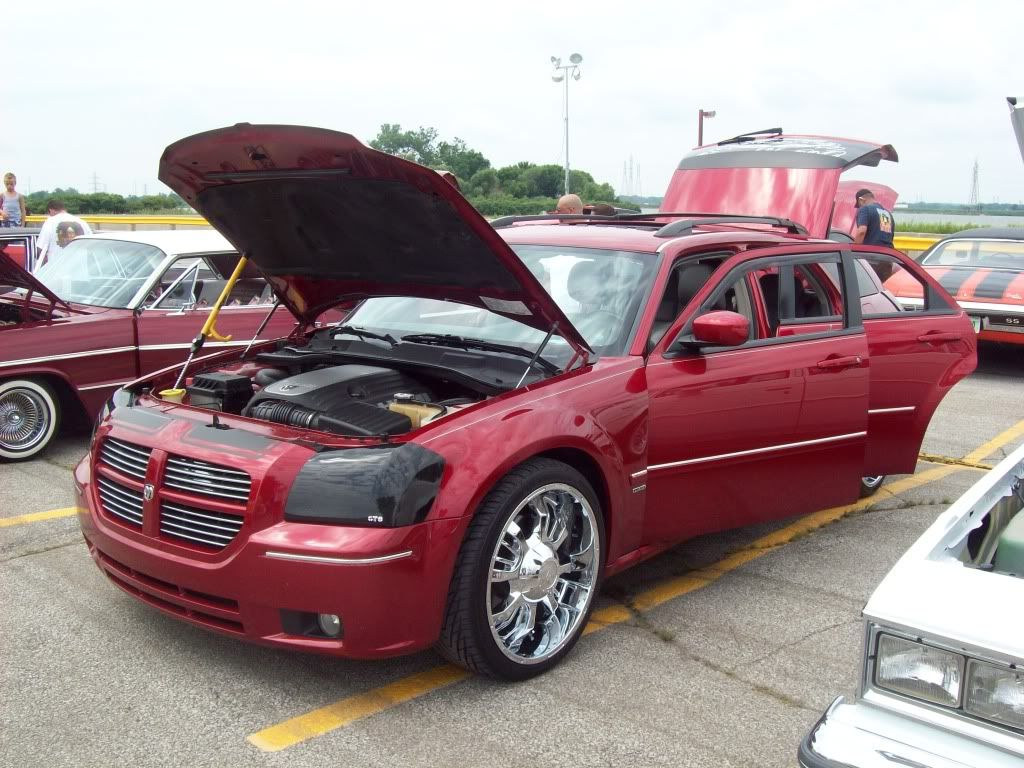 Festival of the Lakes Car Show in Hammond 7/18 048