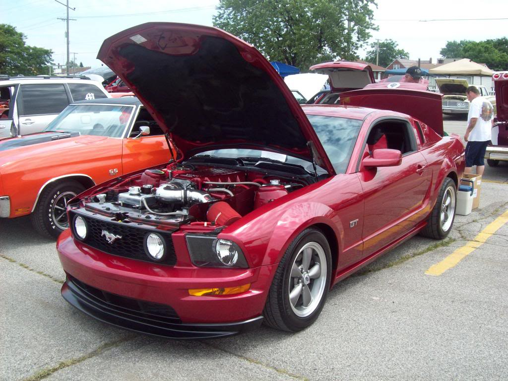 Festival of the Lakes Car Show in Hammond 7/18 050