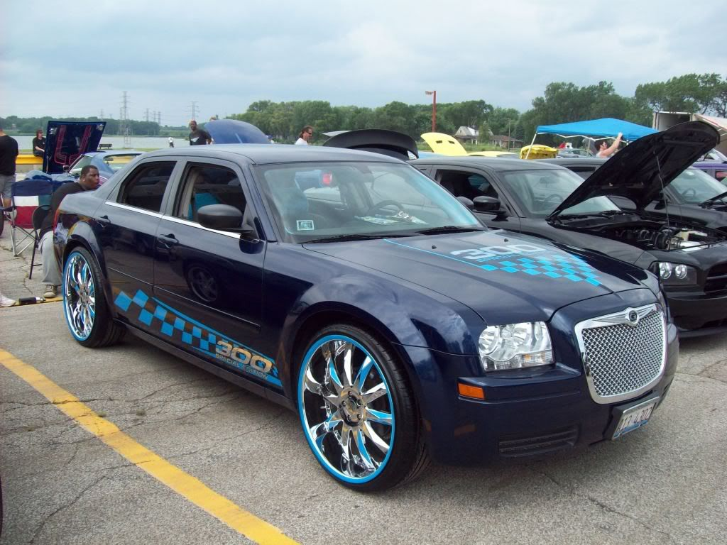 Festival of the Lakes Car Show in Hammond 7/18 055