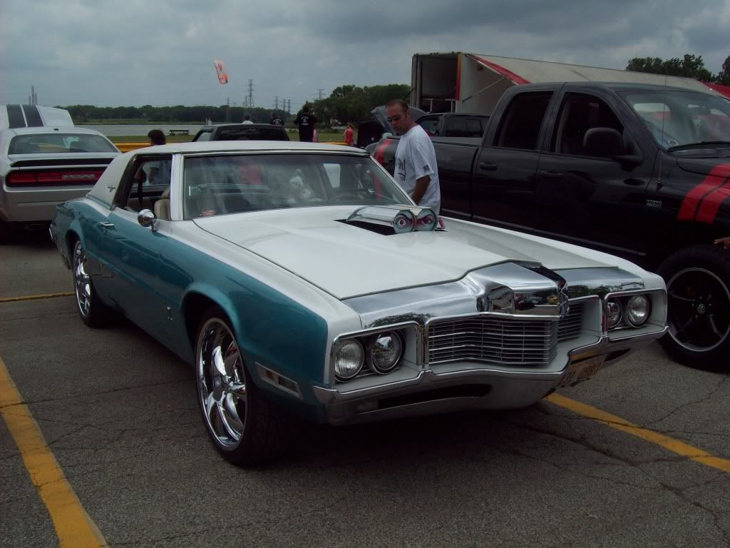 Festival of the Lakes Car Show in Hammond 7/18 072