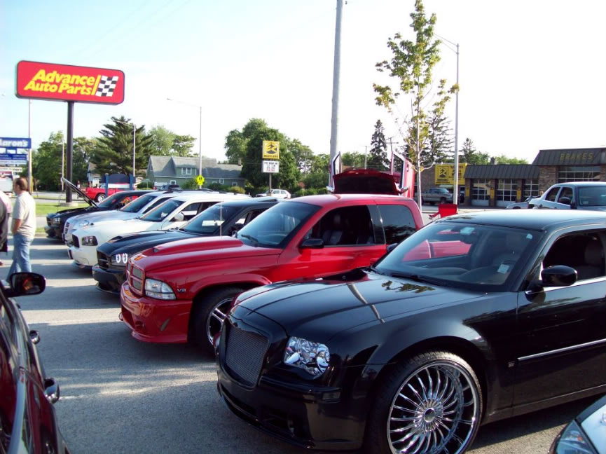 Pics from MMA Cruise Nights @ Advance Auto 6/12  010