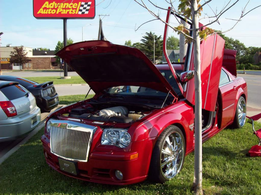 Pics from MMA Cruise Nights @ Advance Auto 6/12  014
