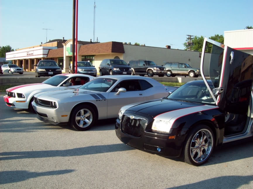 Pics from MMA Cruise Nights @ Advance Auto 6/12  023