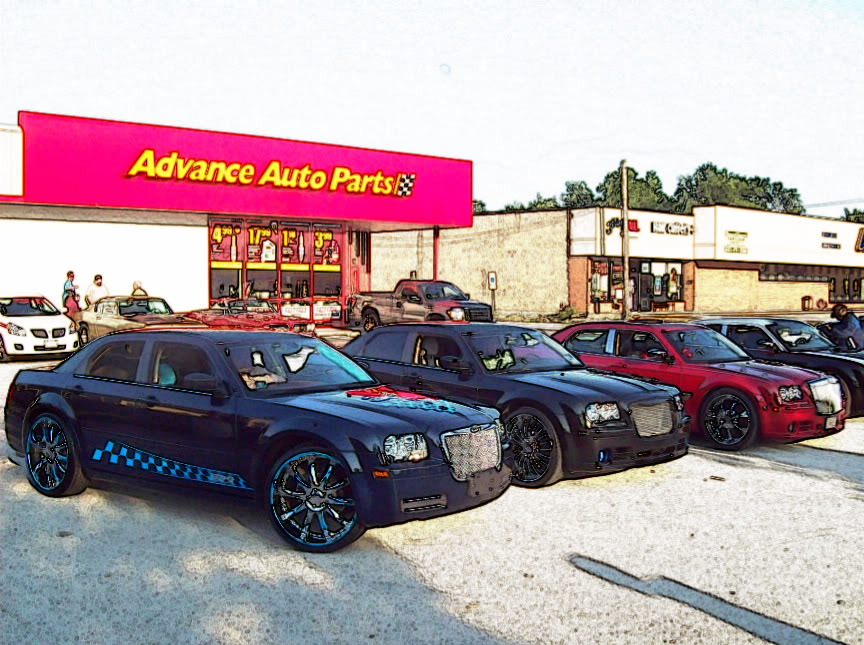 Pics from MMA Cruise Nights @ Advance Auto 6/12  028-1