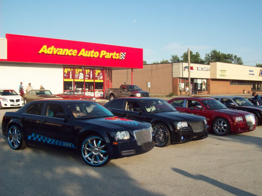 Pics from MMA Cruise Nights @ Advance Auto 6/12  028