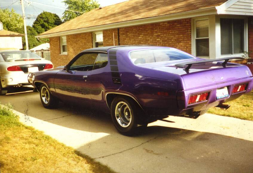 My past Mopars before the jump to modern muscle!!! RussCar31