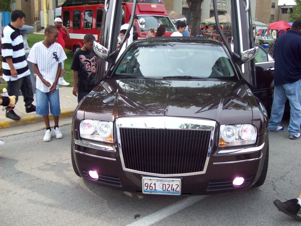Pics from Car Fest in Chicago Heights 9/5/09!!! Newmods106