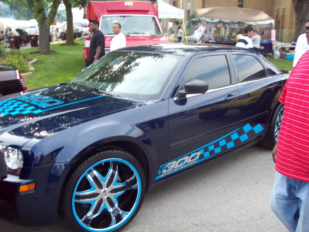 Pics from Car Fest in Chicago Heights 9/5/09!!! Newmods107