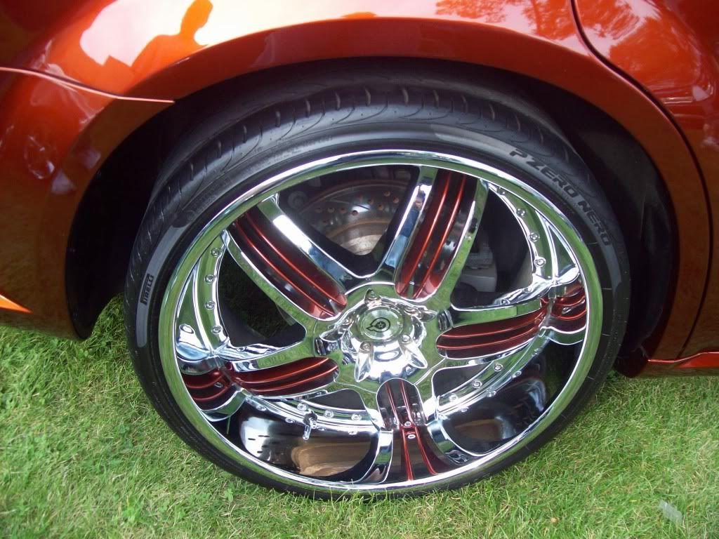 Pics from Car Fest in Chicago Heights 9/5/09!!! Newmods122