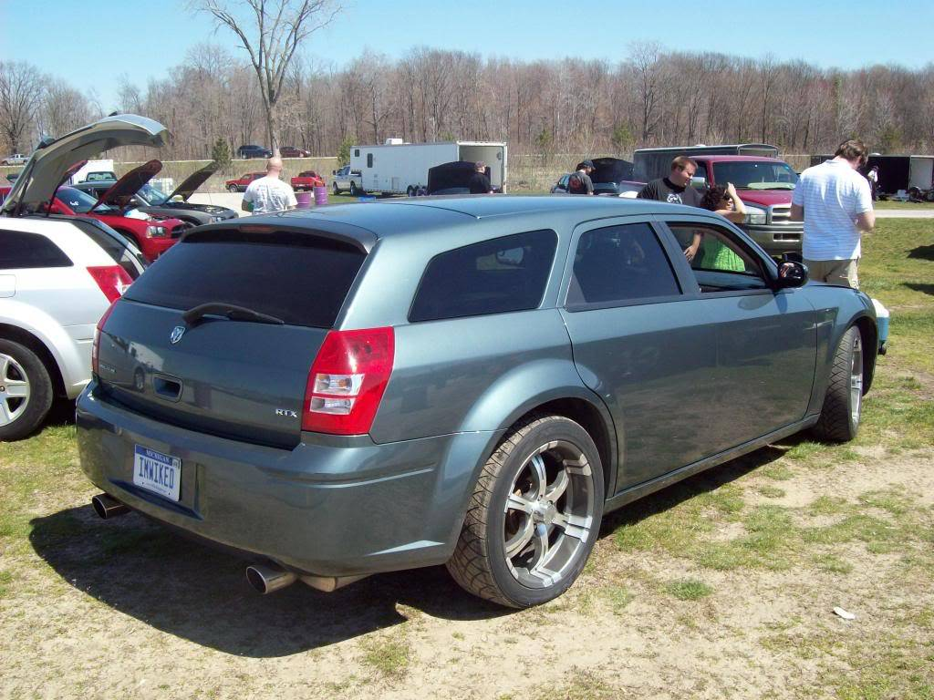 PICS from Meet & Race in Martin, Michigan 4/18/09!!! Wheels321