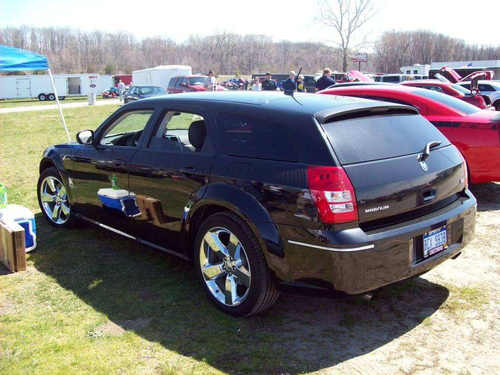 PICS from Meet & Race in Martin, Michigan 4/18/09!!! Wheels322