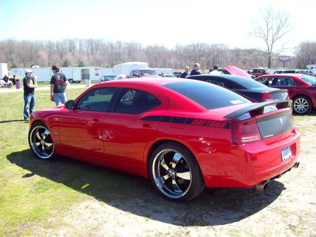 PICS from Meet & Race in Martin, Michigan 4/18/09!!! Wheels323