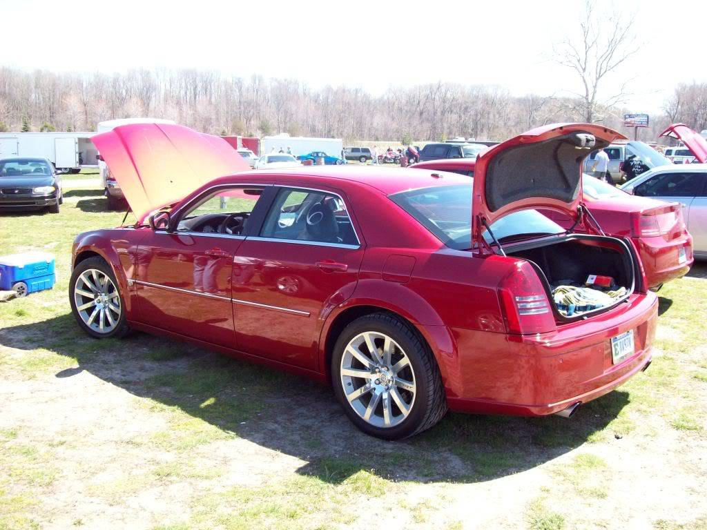 PICS from Meet & Race in Martin, Michigan 4/18/09!!! Wheels325