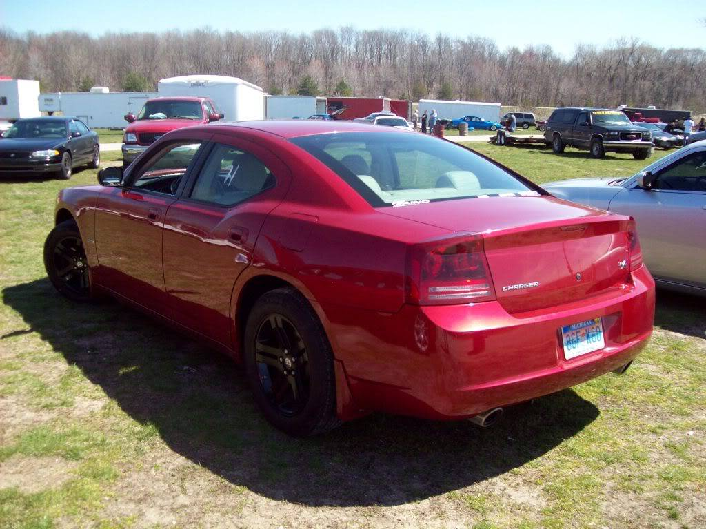 PICS from Meet & Race in Martin, Michigan 4/18/09!!! Wheels326