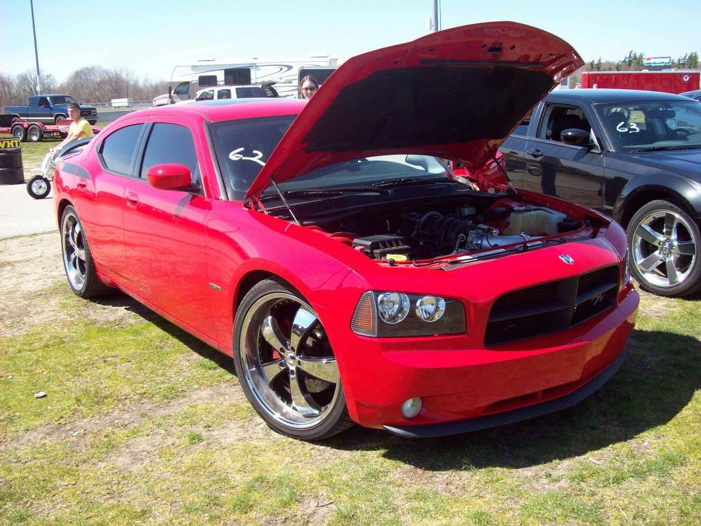 PICS from Meet & Race in Martin, Michigan 4/18/09!!! Wheels334