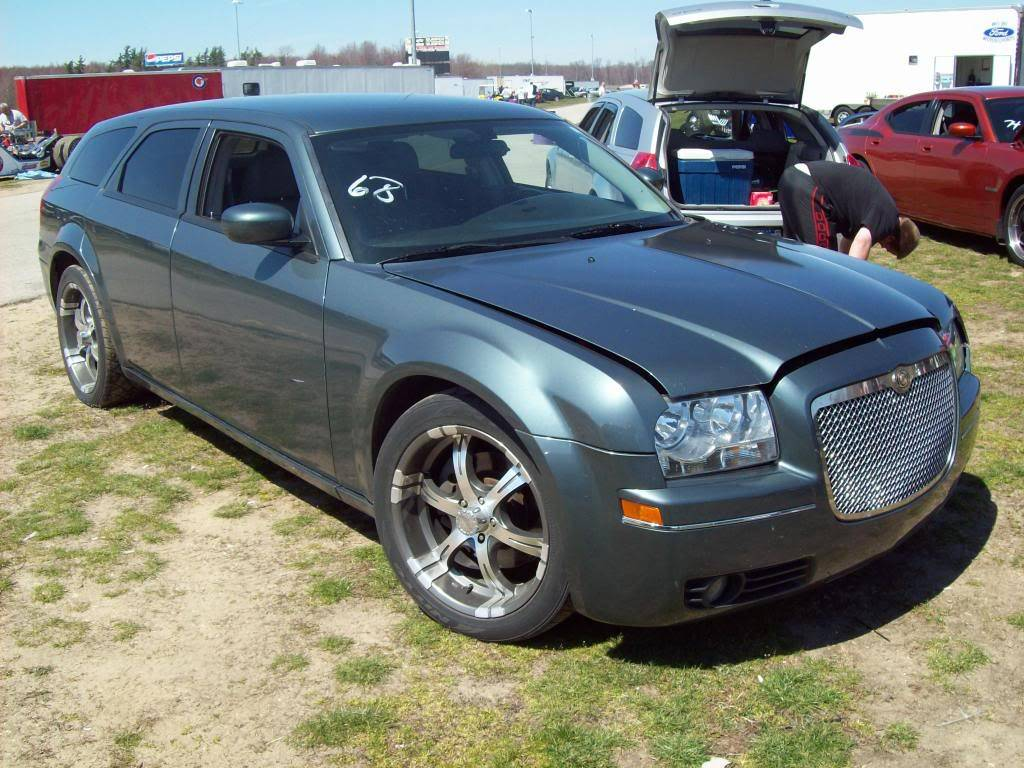 PICS from Meet & Race in Martin, Michigan 4/18/09!!! Wheels336