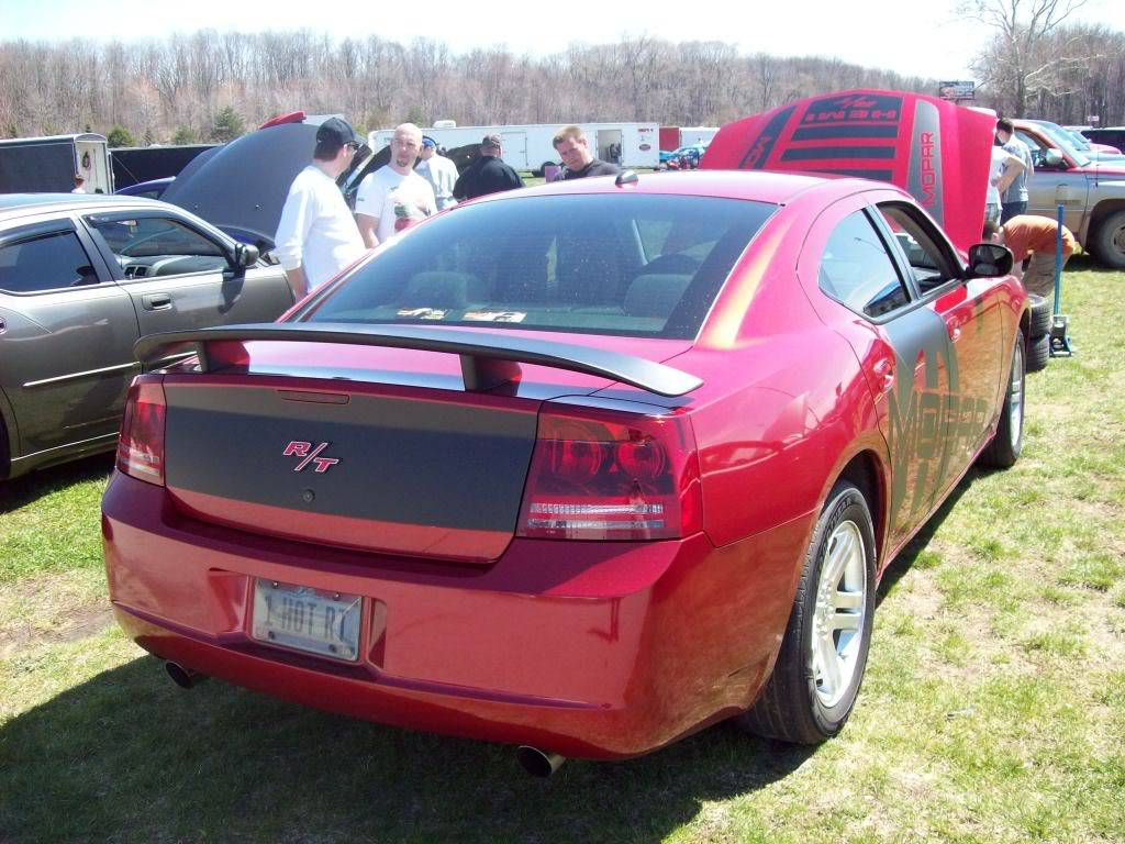 PICS from Meet & Race in Martin, Michigan 4/18/09!!! Wheels340