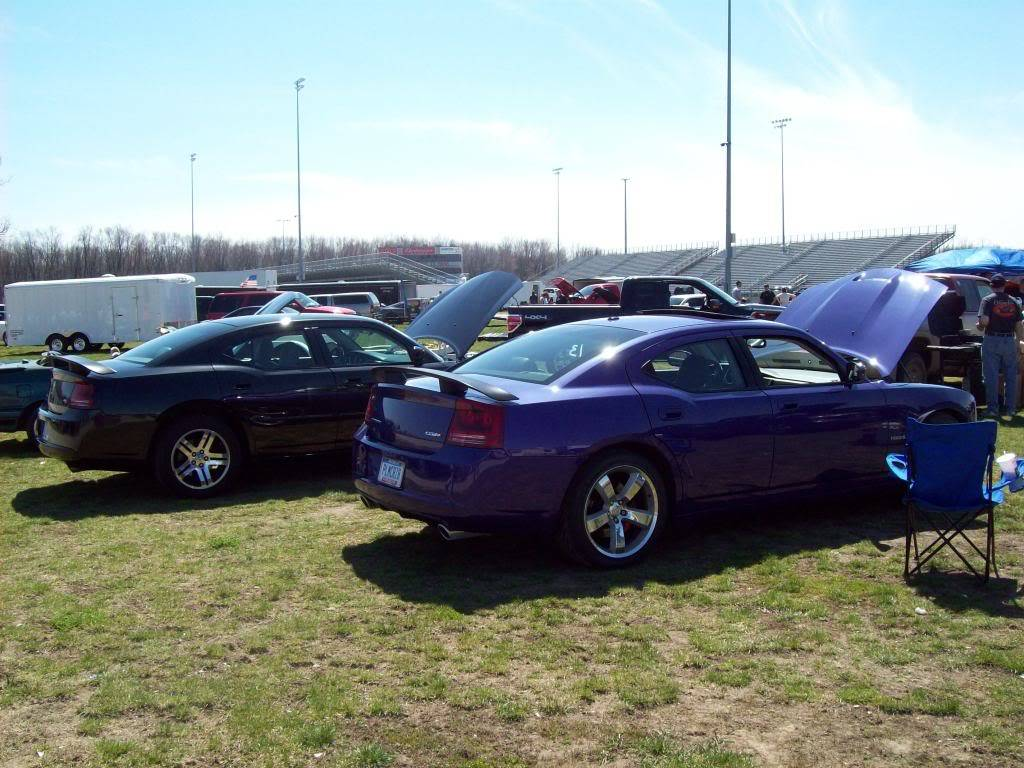 PICS from Meet & Race in Martin, Michigan 4/18/09!!! Wheels342