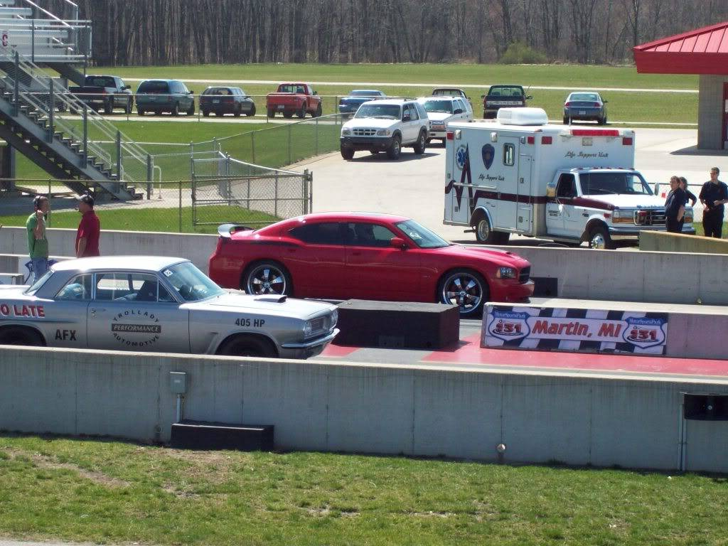 PICS from Meet & Race in Martin, Michigan 4/18/09!!! Wheels353