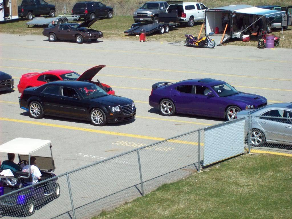 PICS from Meet & Race in Martin, Michigan 4/18/09!!! Wheels355