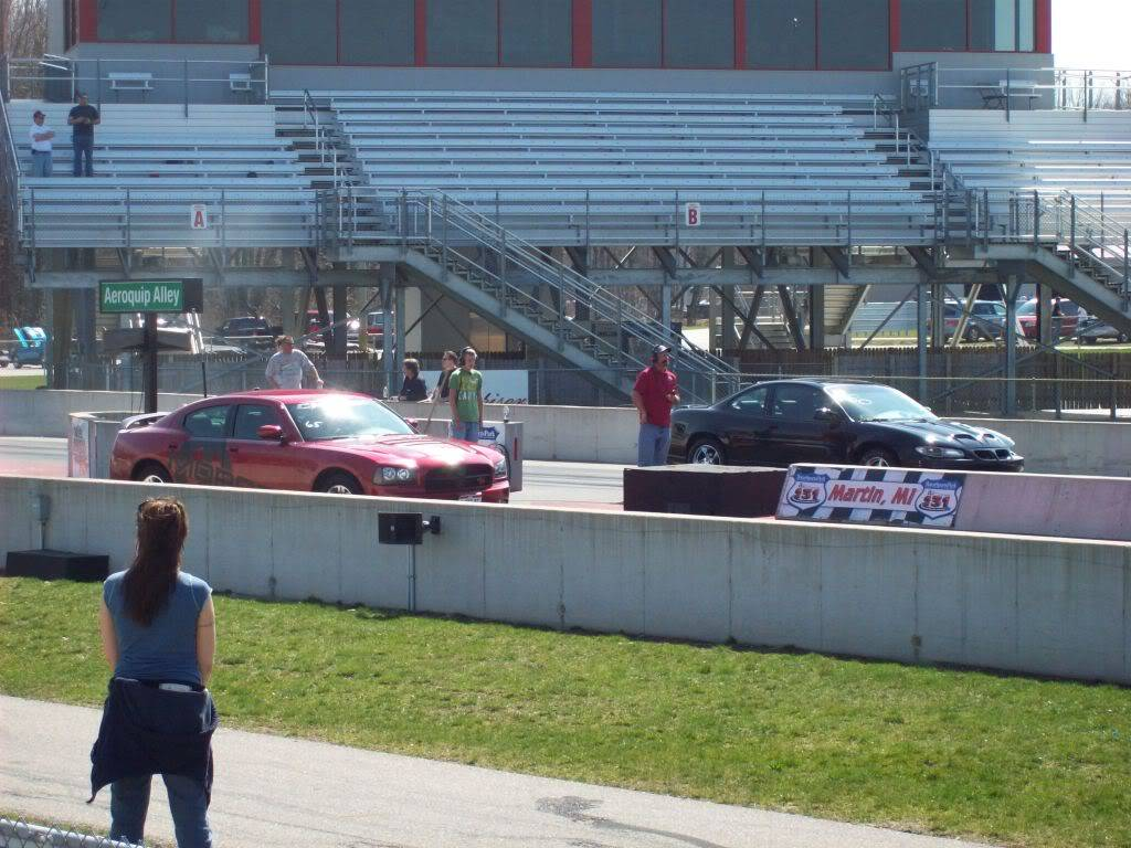 PICS from Meet & Race in Martin, Michigan 4/18/09!!! Wheels361
