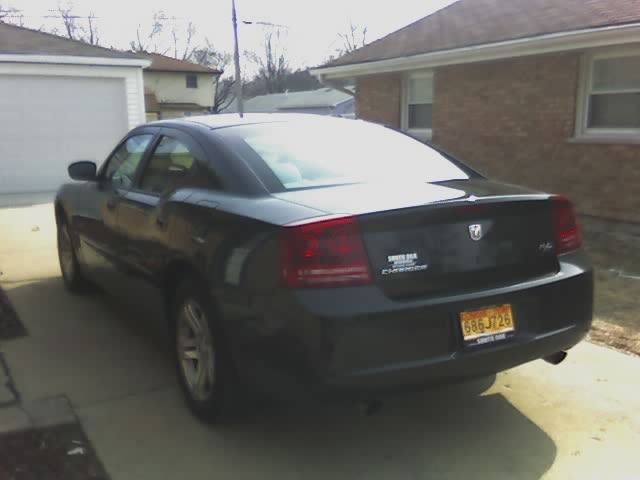 New member and Pics of my Batmobile!!! Newcharger