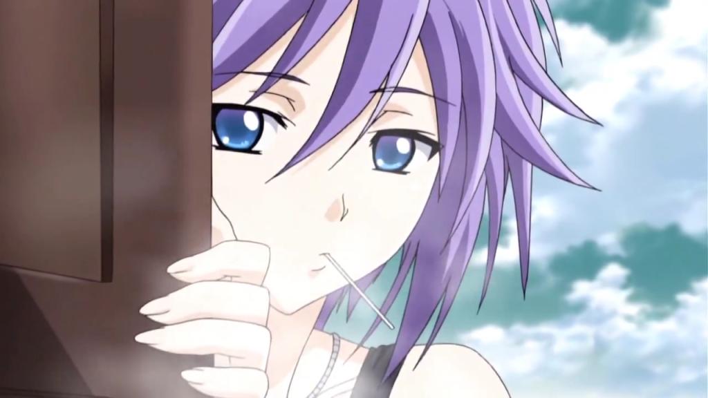Mizore Shirayuki (Rosario to Vampire) Shirachan10