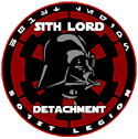 501st Legion Vader's Fist Sith Lord