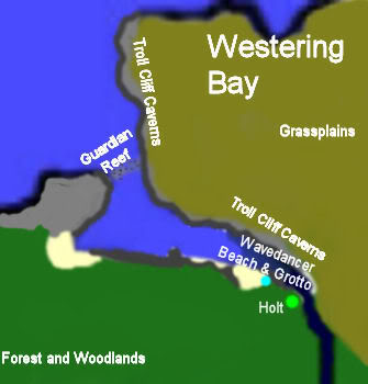 Reference Maps Westering-bay