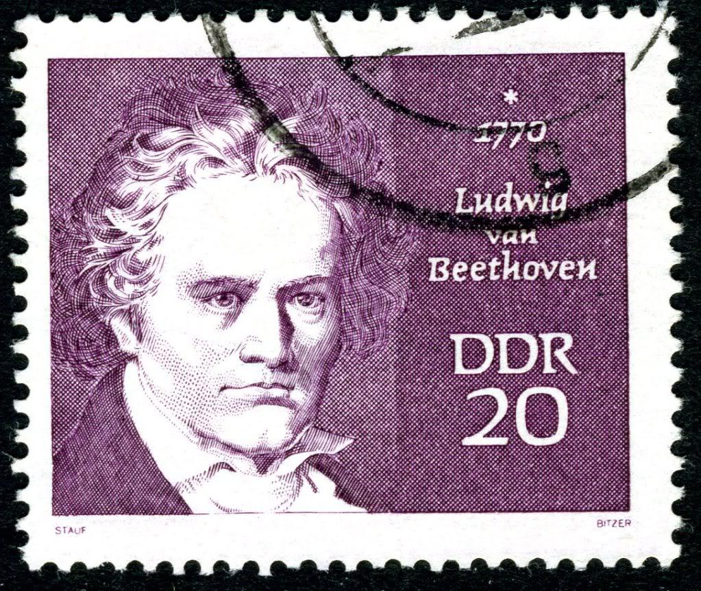 Ludwig van Beethoven DDRMi1537