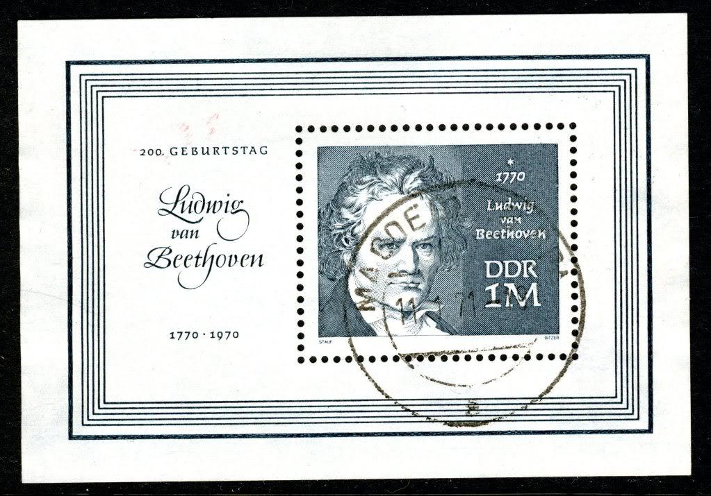 Ludwig van Beethoven DDRMiBlock33