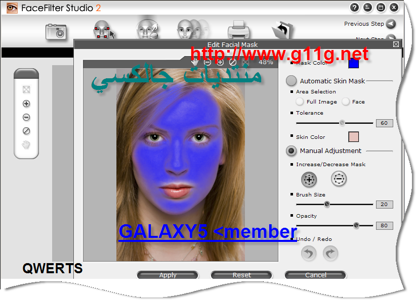 facefilter studio 2.0v