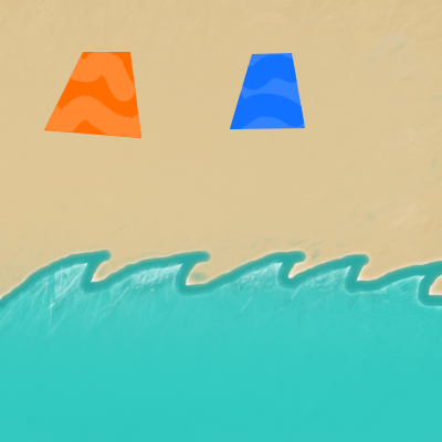 Graphic Design Beachthing