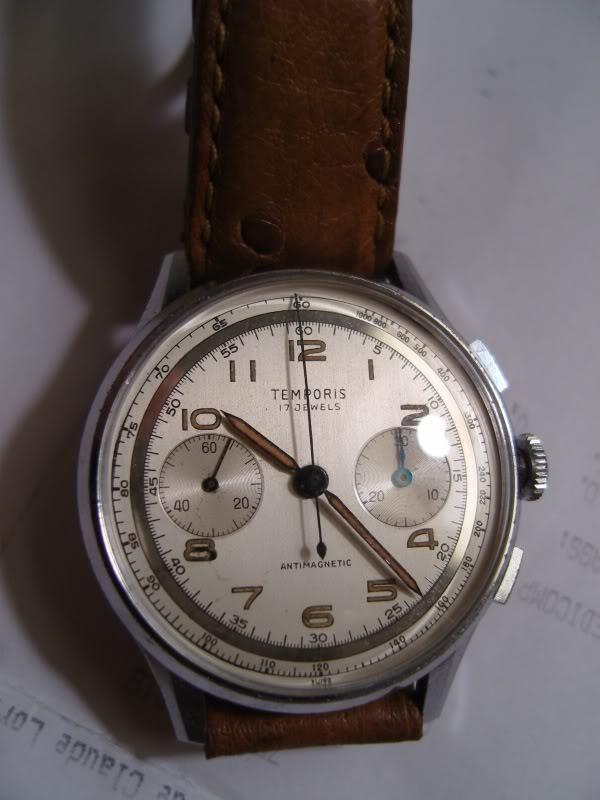 Chronographes, Donnez votre avis ! SNV80967