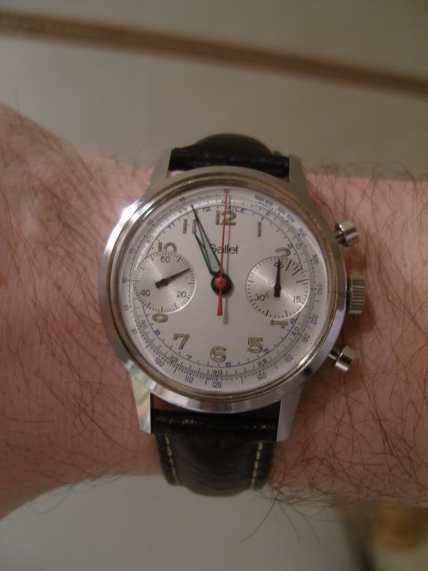 Chronographes, Donnez votre avis ! SNV80982