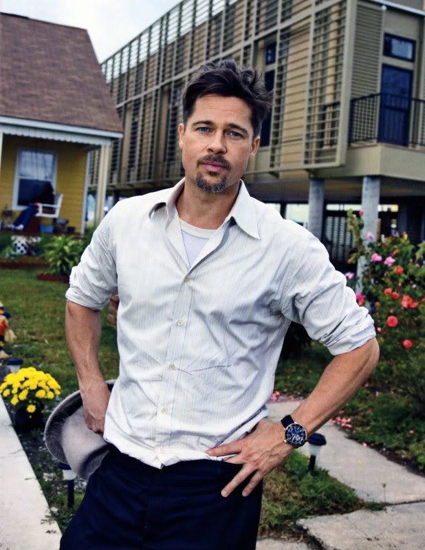 Vu dans GQ de juin : Brad Pitt fait des infidélités à TAG et adopte une FF Img067