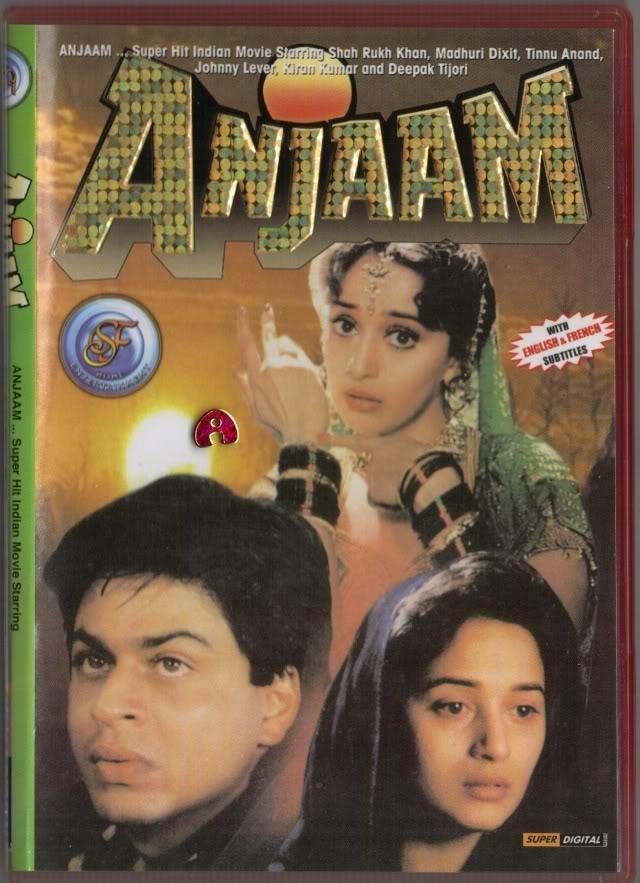 Filmografia Dvds Anjaam10