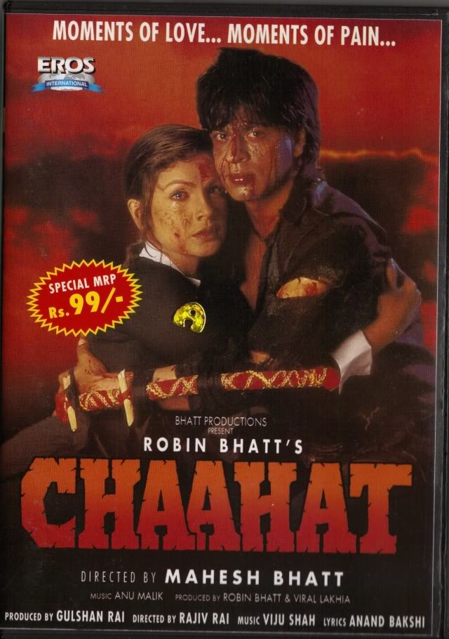 Filmografia Dvds Chaaha11