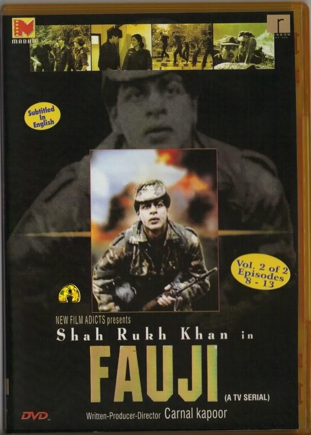 Filmografia Dvds Fauji211