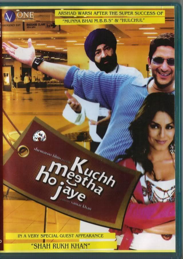 Aparicion Especial + voz de SRK Kuchh_10