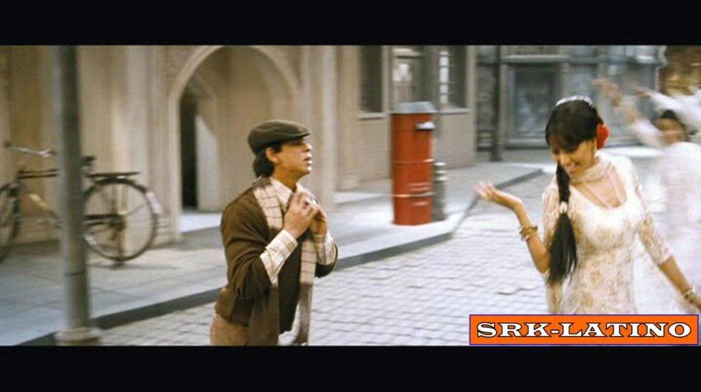 Rab Ne Bana Di Jodi -  Phir Milenge Chalte Chalte Imagen16-1