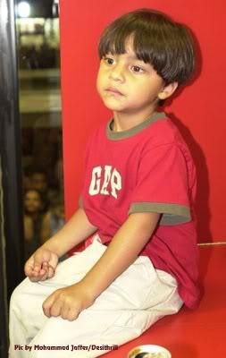 FOTOS DESDE LA NIÑEZ DE ARYAN Y SUHANA Children_002