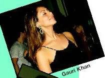 Gauri Khan 39