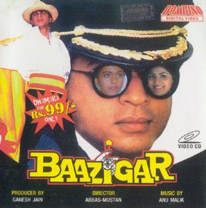 Baazigar SRK Baazigarcd_001