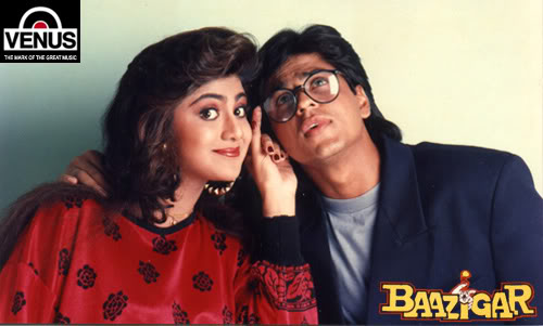 Baazigar SRK Baazigarpromo_009